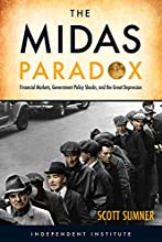 The Midas Paradox: Financial Markets, Government Policy Shocks, and the Great Depression