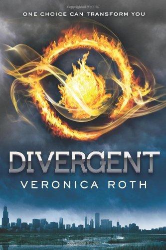 """""""Divergent (Divergent Trilogy)"""" av Veronica Roth"""
