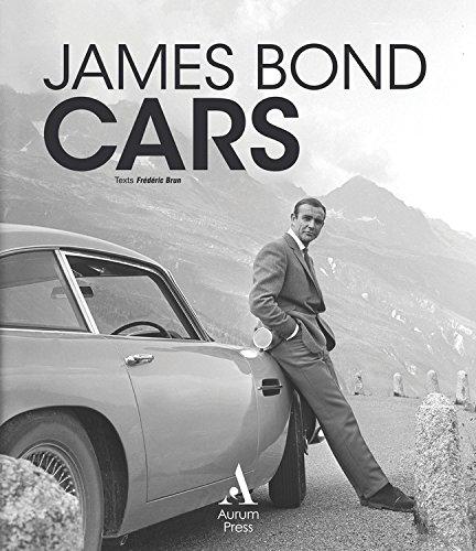 james bond cars - 2