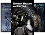 img - for Horror, Humor, and Heroes (4 Book Series) book / textbook / text book