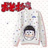 2016 New style Osomatsu-san Cosplay Long sleeve T shirt (A, XXL)