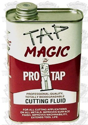 Tap Magic 30016P Protap Biodegradable Fluid with Spout Top, 16 oz, Yellow by ORS-Nasco Industrial [並行輸入品] B0184XP99G