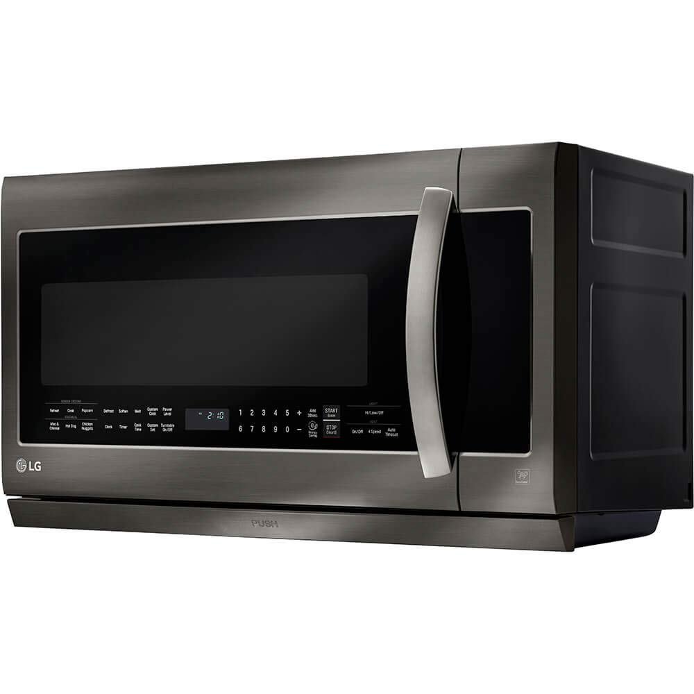 LG LMHM2237BD 2.2 cu. ft. Over-the-Range Microwave Oven with EasyClean by LG (Image #5)