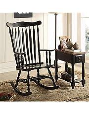 ACME Furniture 59211 Kloris Rocking Chair, Black