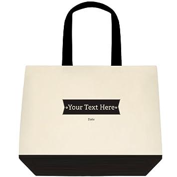 Amazon com: Vistaprint Black Black Banner Two Tone Deluxe