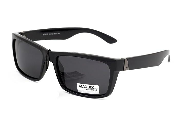 Matrix - Gafas de sol - para hombre negro negro Medium ...
