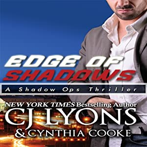 Edge of Shadows Audiobook