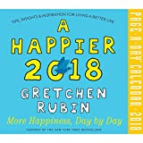 img - for A Happier 2018 Page-A-Day Calendar book / textbook / text book