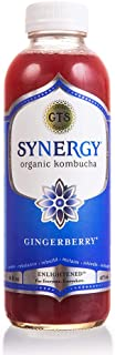 product image for GT's Kombucha, Gingerberry 16 Fl Oz