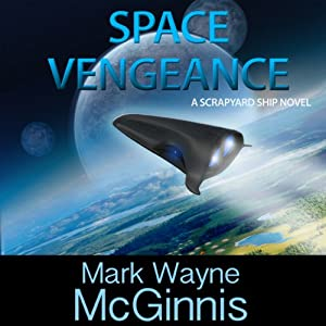 Space Vengeance Audiobook