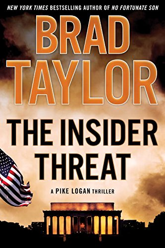 The Insider Threat A Pike Logan Thriller