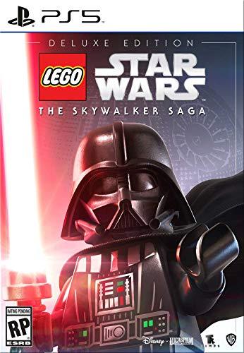 Lego Star Wars: The Skywalker Saga Deluxe Edition - PlayStation 5