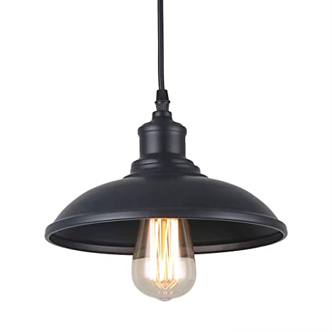 Giluta Adjustable Industrial Pendant Lighting of Rustic Vintage ...