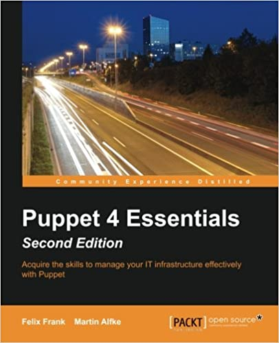 Puppet 4 Essentials