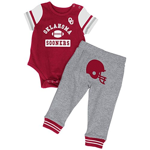 Oklahoma Sooners NCAA Infant