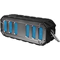 Rugged Rocker Water-Proof Bluetooth Speaker (Black)