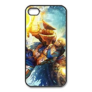 iphone4 4s phone case Black Anduin Wrynn World of Warcraft WOW SSE2625945