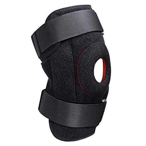 Adjustable Knee Patella Support Brace Sleeve Wrap - 1