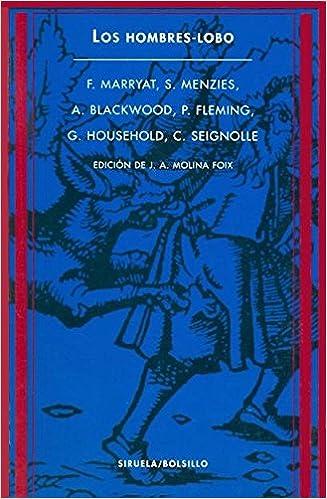 Los hombres-lobo (Siruela/Bolsillo): Amazon.es: Peter ...
