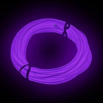 GGG 5 m Electroluminescent EL Neon Light Flexible LED Strip Draht ...