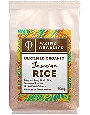 Pacific Organics Organic Rice Jasmine, 750g
