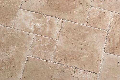 ivory-travertine-brushed-chiseled-versailles-pattern-tile