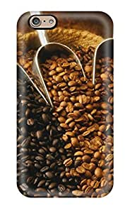 For Matt C Brown Iphone Protective Case, High Quality For Iphone 6 Coffee Skin Case Cover