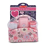 Melissa & Doug Doll Nappy Bag Set (English Only)