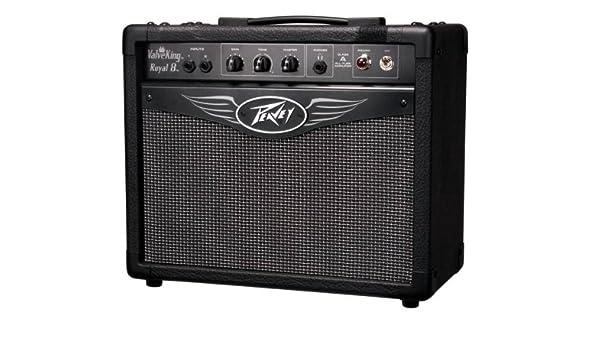Peavey VKRL8 Valve King Royal 8 tubo de Combo/Amp/amplificador: Amazon.es: Instrumentos musicales