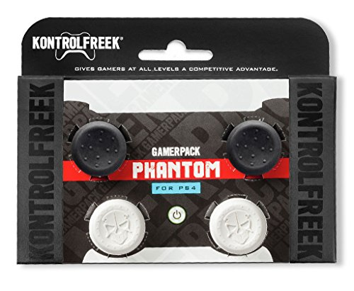 KontrolFreek GamerPack Phantom for PlayStation 4 Controller (PS4)