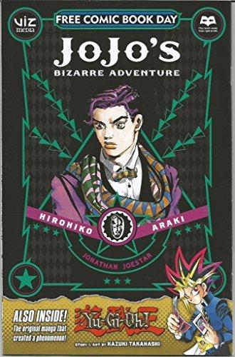 Jojo's Bizarre Adventure Comic Book by Viz SD Comic Con