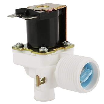 Electrovalvula agua 220v