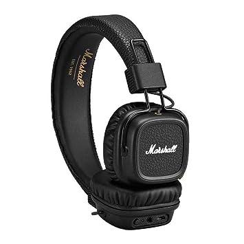 Amazoncom Marshall Major Ii Bluetooth On Ear Headphones Black