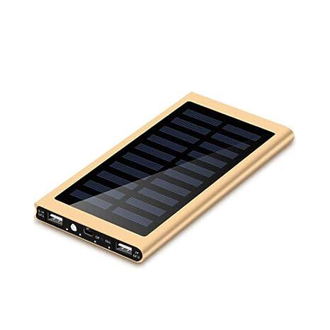 WYX 20000mAh Cargador Solar, Banco de energía Solar ...