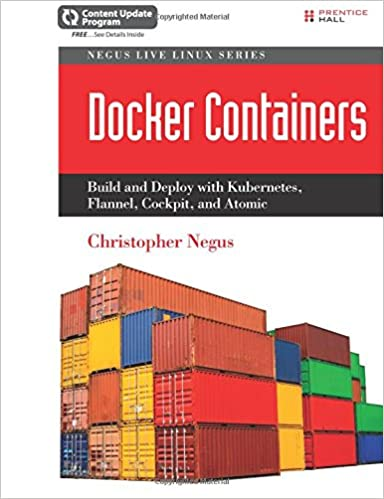 Docker Containers (includes Content Update Program): Build and