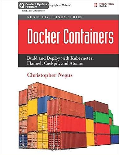 Docker Containers (includes Content Update Program): Build