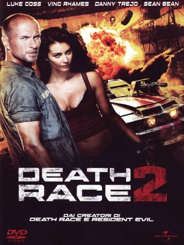 Death Race 2 [Italian Edition] by ving rhames