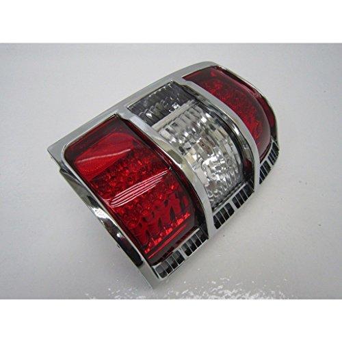 1990 - 1996 Mitsubishi Montero Pajero Crystal LED lámpara de cola NJ NK serie: Amazon.es: Coche y moto