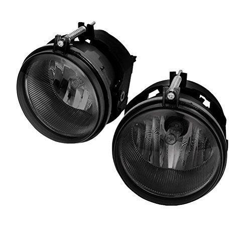 Spyder Auto FL-DCH05-SM Dodge Smoke OEM Fog Light