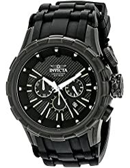Invicta Mens 16974 I-Force Analog-Display Quartz Black Watch