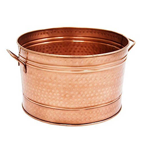 Achla C 50C Round Copper Plated