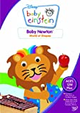 Disney Baby Newton - Discovering Shapes (2002) DVD Image