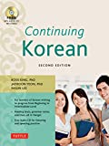img - for Continuing Korean: Second Edition (Includes Audio CD) book / textbook / text book