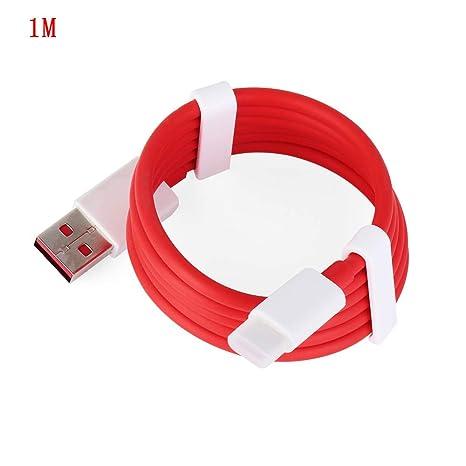 OEM Oneplus 6 Cargador USB Tipo C Fast Dash Que Carga el ...