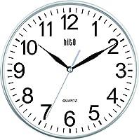 HITO Silent Non-ticking Wall Clock- 10 I...