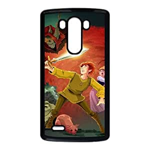 LG G3 Black phone case Classic Style Disney Cartoon Black Cauldron, The WHD8965202
