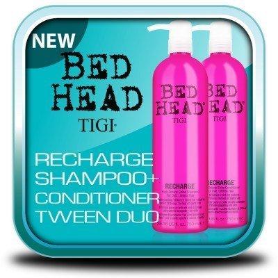 Tigi Recharge Shampoo & Conditioner Tween Duo 25.36oz (each)