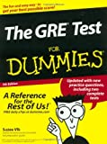 The GRE® Test for Dummies®, Suzee Vlk, 0764554735