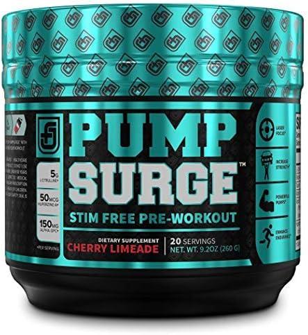 Caffeine Free Pump Supplement