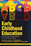 Early Childhood Education: A Practical Guide to Evidence-Based, Multi-Tiered Service Delivery (School-Based Practice in Action) by Gina Coffee (2013-01-31)
